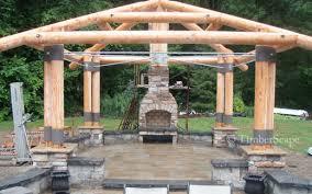 Outdoor Patio Gazebo 12x12 Magnifique Gazebo Plans With Fireplace Captivating Custom Designs