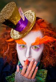 buy halloween contacts in store fantasy makeup mad hatter halloween make up and contact lenses