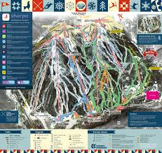 Steamboat Trail Map Skiurlaub In Copper Mountain Buchen Canusa