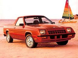subaru brat lifted the dodge rampage u2013 then and now