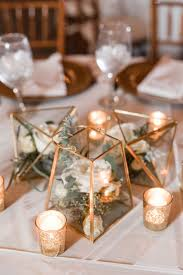 glass candle holders wedding centerpiece candles decoration