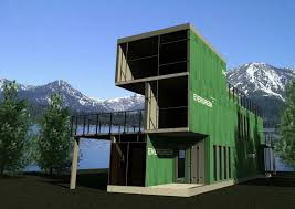 house built out of shipping containers in houses container design