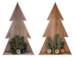 3d led holz weihnachtsbaum 38cm weihnachtsdeko fensterbild