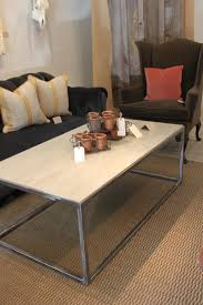 coffee tables attractive terrific teak rectangle industrial