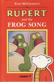 rupert bear series
