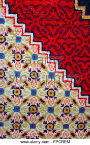 ornaments of armenian carpet stock photo royalty free image