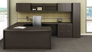 U Shaped Desks Pulse U Shaped Desk With Wardrobe Sle Layout 1
