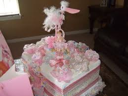 baby shower center pieces ideas baby shower centerpieces for girl decorations purple favors