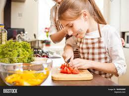 young teenage cooking together image u0026 photo bigstock