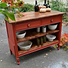 kitchens how to make a kitchen island out of an old dresser how