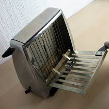 Heating Element In Toaster The Hausfrau Journal Vintage Rowenta Toaster The Best Thing