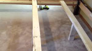 build a four post bed part 1 youtube