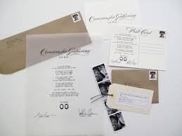 paper for invitations and j k the wedding invitations