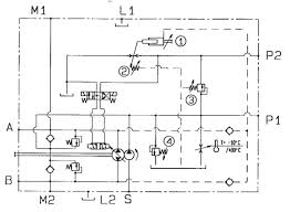 how to wire hydraulic power unit diagram design solenoid valve