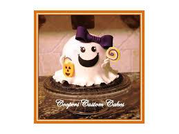 fondant ghost cake cakecentral com