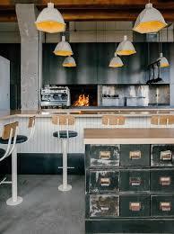 cuisine du bar vue du bar sur la cuisine ouverte picture of hoogan et beaufort