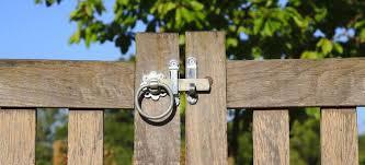 topics wood deck gate swelling doityourself com
