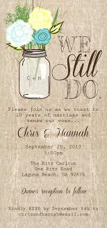 vow renewal invitations wedding renewal invitations 22812