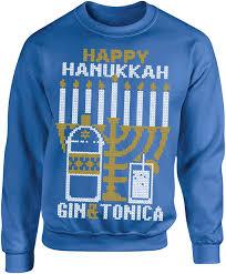 happy hanukkah sweater christmas sweater happy hanukkah christmas