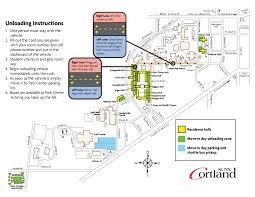arrival information suny cortland