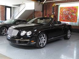 2007 used bentley continental gt 2dr convertible at jem motor corp