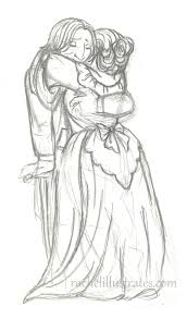 rumpelstiltskin rachel illustrates fantasy art and faerie faith