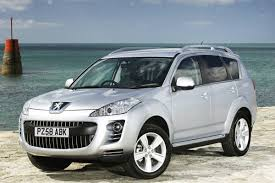 peugeot suv 2014 peugeot 4007 2007 car review honest john