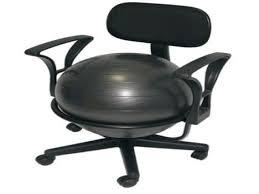 Modern Ball Chair Furniture Home Stability Ball Chair Exercise Ball Office Chair
