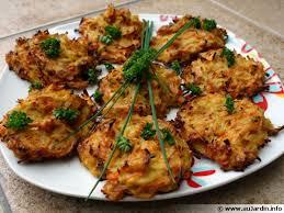 recettes de cuisine galettes de légumes recette de cuisine