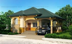 bungalow house designs althea elevated bungalow house design eplans