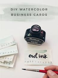 diy best diy business card home design ideas photo and diy