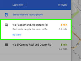 Google Maps Walking Directions How To Get Turn By Turn Directions On Google Maps 13 Steps