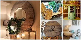 Wire Spool Table 15 Diy Wood Wire Spool Furniture Ideas And Tutorials