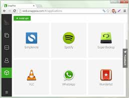 snappea apk two ways to access android from computer wirelessly