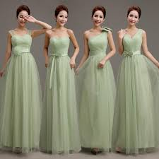 sage green bridesmaid dresses 2017 wedding ideas magazine