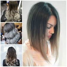 blonde hair with silver highlights hairstyles 40 ideas of gray and silver highlights on brown hair