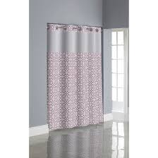Fieldcrest Luxury Shower Curtain - medallion hookless shower curtain flexon target