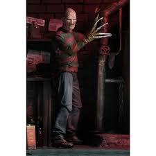 Nightmare On Elm Street Ultimate Part 2 Freddy Krueger Figure