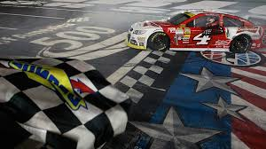 Charlotte Flag Nascar At Charlotte Kevin Harvick Looks To Put Controversy Behind