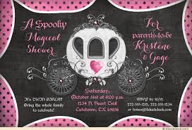 baby girl baby shower invitations fairytale baby shower invitations spooky webs
