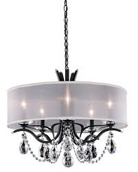 schonbek lighting va8305n 59s1 vesca ferro black chandelier