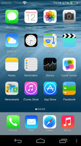 ios launcher apk ios 8 skin launcher lockscreen 1 12 apk for android aptoide