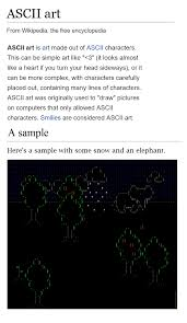 Memes Ascii - 25 best memes about ascii art ascii art memes