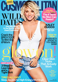cosmopolitan article kaley cuoco on feminism kaley cuoco in april 2016 cosmopolitan