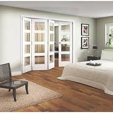 Jeld Wen Room Divider Jeld Wen Shaker 4 Panel Interior Room Divider Primed 2052 X 2550mm