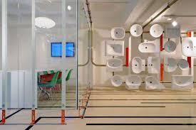 Amazing Bathroom Sink Modern Farious Design Sanitaryware Showrooms - Bathroom design showroom