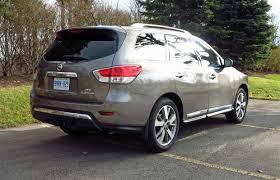 pathfinder nissan 2014 suv review 2015 nissan pathfinder driving