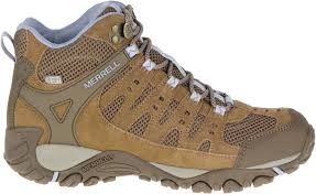 merrell womens boots size 12 merrell s accentor mid ventilator waterpoof hiking boots