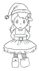 coloring pages of elf elf on the shelf coloring pages for elf coloring book vector of a