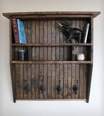 wooden coat rack shelf home furniture harbor hill furniture